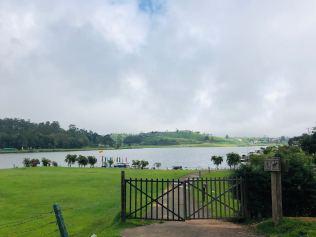 Lake Gregory in Nuwara Eliya